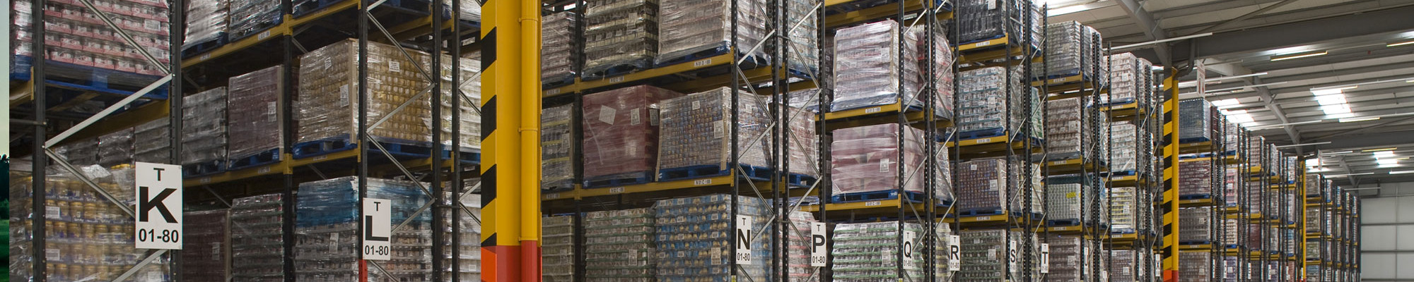 specialisied warehousing